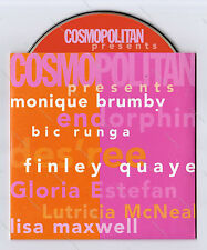 Cosmopolitan Promo Sample Sony CD Card sleeve Gloria Estefan SAMP1082 Australian