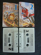 POP JUBILEE RARE DOUBLE CASSETTE TAPE! STATUS QUO ROXY MUSIC POLICE SMALL FACES