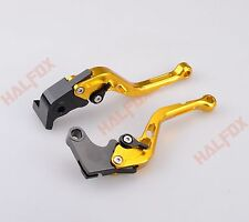 NGB Gold brake clutch levers Honda Nsr125/150  1992-2003