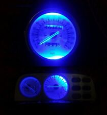 BLUE Yamaha VMX1200 v-max vmax led dash clock conversion kit lightenUPgrade