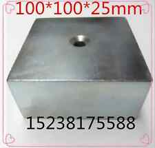 new High quality HUGE Neodymium block magnet. Super strong N52 rare earth magnet