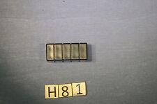 (H81) playmobil contre poids passage à niveau, train, wagon ref 4306 4383