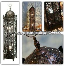 Antico Arabo Marocchino Stile Islamico Lampada Da Terra Vintage Art Deco Lampadario