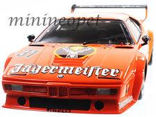 MINICHAMPS 180822931 PROCAR 1982 BMW M1 E26 31 1/18 JAEGERMEISTER KURT KONIG DRT