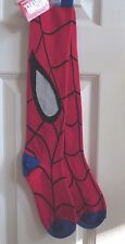 Marvel Superhero Spiderman Knee Socks KNEE HIGH / Knee socks NEW 9-11 shoe 4-10