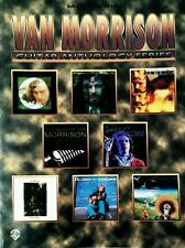 VAN MORRISON ANTHOLOGY GUITAR TABLATURE VAN MORRISON GUITAR TAB SONGBOOK