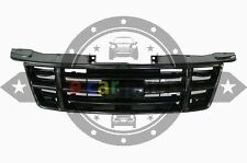 ISUZU D-MAX TF 10/2008-ON FRONT GRILLE BLACK