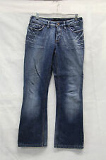 "Silver Jeans Suki Womens Size 28/36 HEMMED to 29"" Excellent Used Condition 1892"