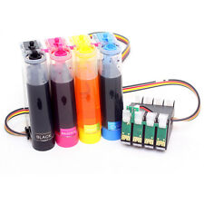 NON-OEM Continuous Ink Supply System for Epson Workforce WF-3520 WF-3530 CISS