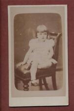 Brighton. William Hall. Young Girl.    CDV  photograph qa.780