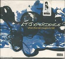 LTJ XPERIENCE - When the rain begins - CD 2003 SEALED