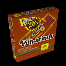 PULPARINDO EXTRA HOT SALTED TAMARIND MEXICAN CANDY 20-pcs box
