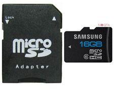 Original Samsung MicroSD Speicherkarte 16GB für Galaxy S2 S3 S4 S5 Mini Micro SD