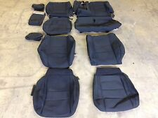 FACTORY OEM CLOTH SEAT COVER COVERS 2012 2013 2014 2015 JEEP GRAND CHEROKEE USED