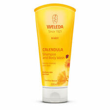 Weleda Baby Calendula Shampoo and Bodywash (200ml)