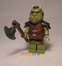 Lego Gamorrean Guard from Sets 9516 Jabba's Palace + 75005 Rancor Pit NEW sw405