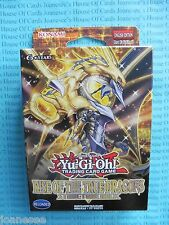 Rise of the True Dragons Structure Deck Yu-gi-oh 1st Edition Sealed BNIB English