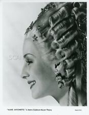 NORMA SHEARER MARIE -ANTOINETTE 1938 VINTAGE PHOTO #1