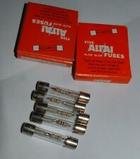 20 100ma 32mm x 6mm anti-surge fuse 1.25 x 0.25 inch slow blow