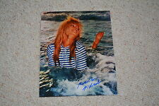 MARION MICHAEL signed autograph In Person  8x10 (20x25 cm) LIANE, JUNGLE GODDESS
