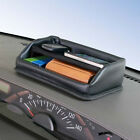 New Car Dashboard 2 Level Leather Style Storage Box Tray Car Accessories