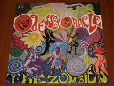 THE ZOMBIES ODESSEY AND ORACLE LP VINYL LTD BIG BEAT UK PRESS ORIGINAL COVER New