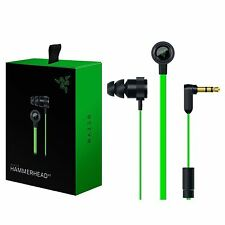 Razer Hammerhead Pro V2 In-Ear Gaming Headset PC Laptop Music earphoneWith Mic@4
