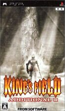 Used PSP Kings Field Additional II  Japan Import ((Free shipping))