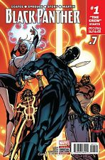 BLACK PANTHER #7 (2016) 1ST PRINTING BAGGED & BOARDED MARVEL NOW