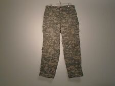GENUINE USGI ARMY COMBAT UNIFORM ACU PANTS UNIVERSAL CAMO 2005 LARGE REGULAR Q-4