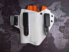 T.Rex Arms SIG P320 TLR-1 L-C Threaded Sidecar Appendix Rig Kydex Holster New!!