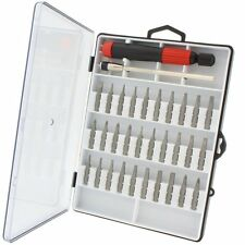 Anytime Tools 30 pc MICRO PRECISION SCREWDRIVER  200436 SET w/ T4 T5 T6 Mini NEW