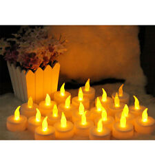 LED Tea Candle Battery Light Xmas Party Wedding Home Safety Decoration
