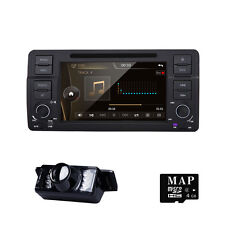 "BMW 3 Series E46 7""e in Dash HD Car DVD Player GPS Navigation Stereo Audio Radio"