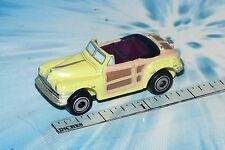 Micro Machines CHRYSLER 1948 TOWN AND COUNTRY CONVERTIBLE