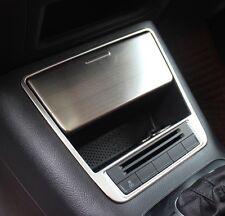 VW Tiguan  Rahmen Edelstahl Gebürstet  für Aschenbecher TSI TDI Rline