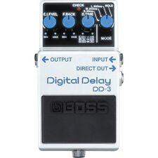 Boss Guitar Effects Pedal DD3 Digital Delay DD-3