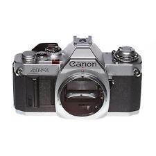 """Canon AV-1 analoge Spiegelreflexkamera nur Gehäuse - kein """"Asthma"""" - vom Händler"""