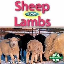 Sheep Have Lambs (Animals and Their Young)
