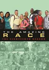 Amazing Race - S18 (3 Discs)  DVD NEW