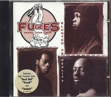 FUGEES - Blunted on reality - CD 1994 NEAR MINT CONDITION