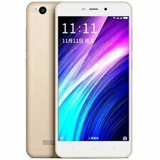 "New Imported Xiaomi Redmi 4A Duos Dual 16GB 2GB 5"" 13MP 5MP  Gold Color"