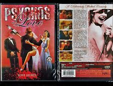 Psychos in Love - Brand New Rare, Out Of Print DVD