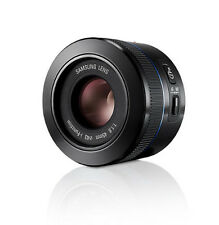 SAMSUNG NX 45mm F1.8 i-function Lens for NX1 NX30 NX500 NX3000 NX300m