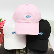 Mens Womens Boys SOUTHERN TIDE Baseball Cap Adjustable Strapback  Hats Black