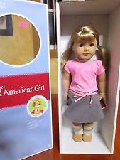 """American Girl 18"""" My AG doll #32 Blond hair blue eyes NIB NO X"""