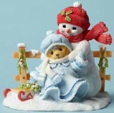 Cherished Teddies - Marie - Your Smile Can Warm The Coldest Day - #4047390