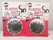 Plastic Picnic Ants New 2 Packages