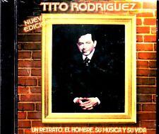 TITO RODRIGUEZ - UN RETRATO , EL HOMBRE, SU MUSICA Y SU VIDA - CD
