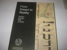 From dream to reality : Zionism and the birth of Israel by Krystyna Fisher